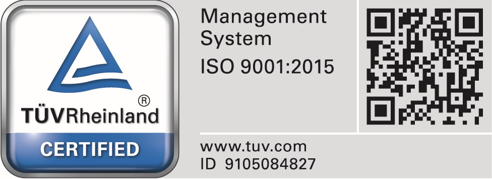 ISO Certification Code
